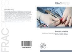 Edme Castaing kitap kapağı