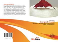 Georges Duhamel的封面