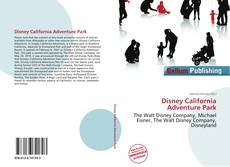 Couverture de Disney California Adventure Park
