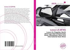 Copertina di Lexus LS (XF40)