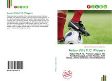 Capa do livro de Aston Villa F.C. Players