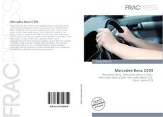 Couverture de Mercedes-Benz C209