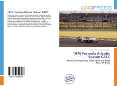 Borítókép a  1976 Formula Atlantic Season CASC - hoz
