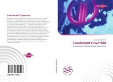 Lieutenant Governor kitap kapağı