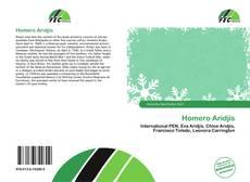 Bookcover of Homero Aridjis