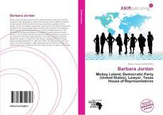 Bookcover of Barbara Jordan