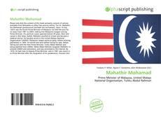 Capa do livro de Mahathir Mohamad