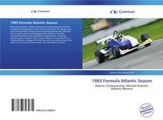 Обложка 1983 Formula Atlantic Season