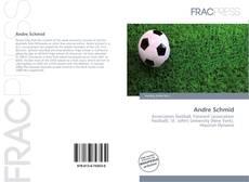 Buchcover von Andre Schmid