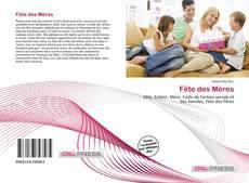 Fête des Mères kitap kapağı