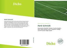 Herb Schmidt kitap kapağı