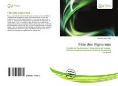 Bookcover of Fête des Vignerons