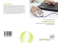 Bookcover of Cynthia Carroll