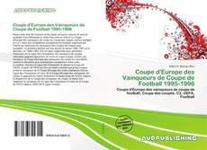 Bookcover of Coupe d'Europe des Vainqueurs de Coupe de Football 1995-1996