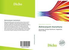 Обложка Astrocaryum murumuru