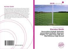 Buchcover von Karsten Smith