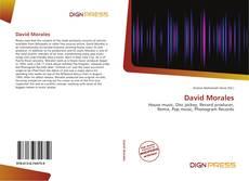 Capa do livro de David Morales