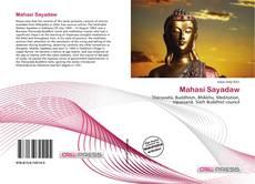 Buchcover von Mahasi Sayadaw