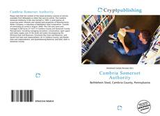 Capa do livro de Cambria Somerset Authority