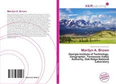 Portada del libro de Marilyn A. Brown