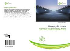 Bookcover of Mercury Monarch