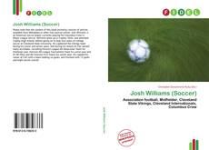 Buchcover von Josh Williams (Soccer)