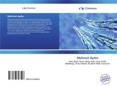 Portada del libro de Mehmet Aydın
