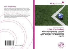 Обложка Love (Footballer)