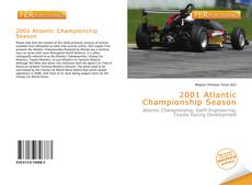 Обложка 2001 Atlantic Championship Season