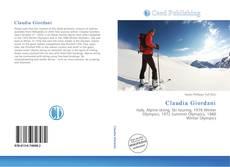 Portada del libro de Claudia Giordani