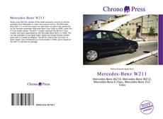 Couverture de Mercedes-Benz W211