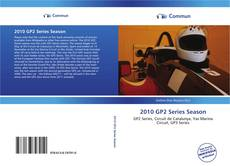 Capa do livro de 2010 GP2 Series Season