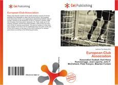 Обложка European Club Association