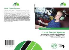 Couverture de Lunar Escape Systems