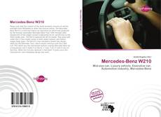 Couverture de Mercedes-Benz W210