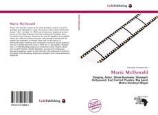 Couverture de Marie McDonald