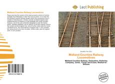Buchcover von Midland Counties Railway Locomotives