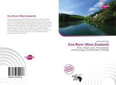 Bookcover of Cox River (New Zealand)