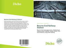 Bourne End Railway Station kitap kapağı