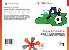 Обложка Arsenal F.C. Academy