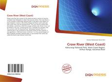 Обложка Crow River (West Coast)