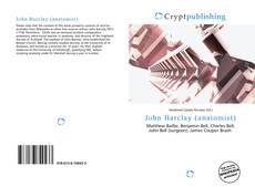 Bookcover of John Barclay (anatomist)