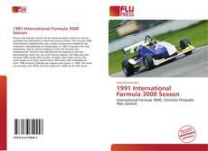 Capa do livro de 1991 International Formula 3000 Season