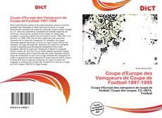 Bookcover of Coupe d'Europe des Vainqueurs de Coupe de Football 1997-1998
