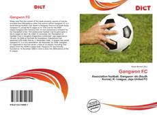 Bookcover of Gangwon FC