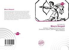Capa do livro de Mauro Nespoli