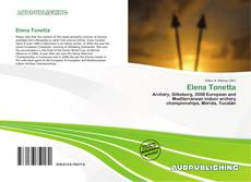 Bookcover of Elena Tonetta