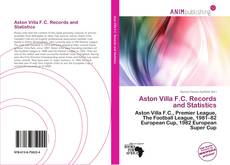 Capa do livro de Aston Villa F.C. Records and Statistics