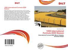 Capa do livro de 1995 International Formula 3000 Season