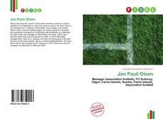 Bookcover of Jón Pauli Olsen